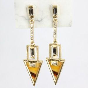 Boho style earrings